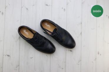 Мужская обувь - Украина: Чоловічі туфлі Bistfor, р. 44    Довжина підошви: 35 см Висота підбора