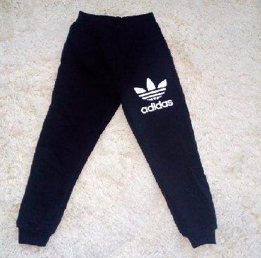 Adidas donji deo,brušeni pamuk,dostupne veličine teget crna 8,14