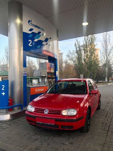 volkswagen golf 2 в Кыргызстан: Volkswagen Golf 2002