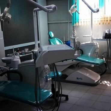 Медицина, фармацевтика - Бишкек: Требуется врач-стоматолог с опытом работы! Работа на арендной основе!