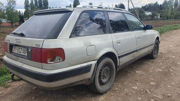 Audi S4 2.3 л. 1991 | 884766 км