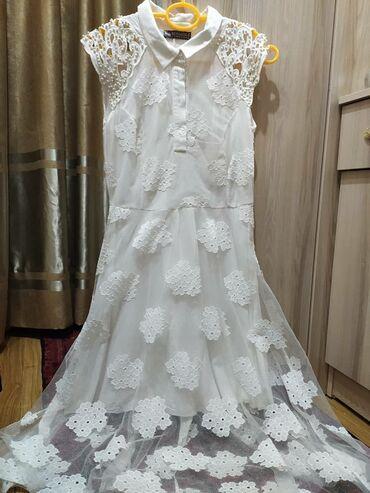 платье для кормящих в Кыргызстан: Красивое нежное платье Качество ТурцияПокупала за 4000 сом Продам 2000