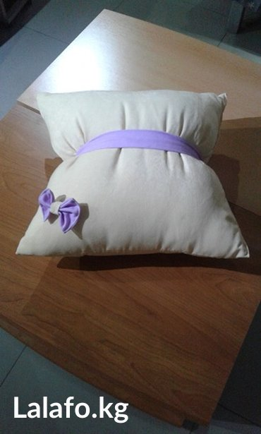 декоративные наволочки на подушки в Кыргызстан: Подушка декоративная