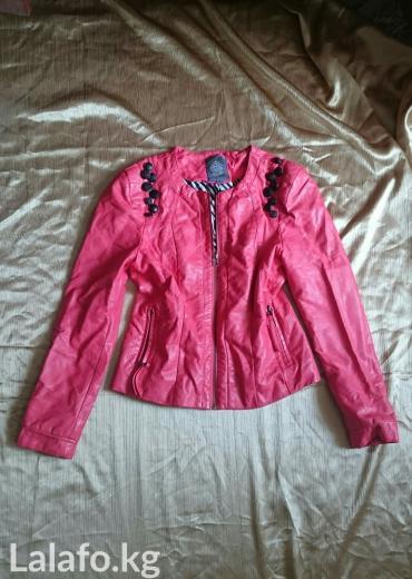 Пиджак куртка в отличном состоянии. размер с-м в Бишкек