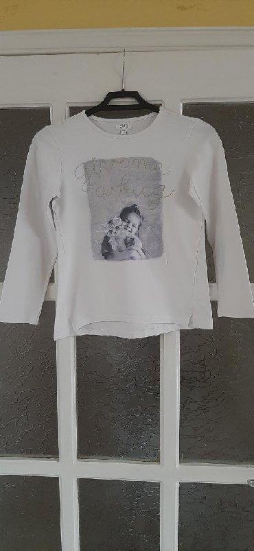 Dečiji Topići I Majice | Kragujevac: OVS majica dugih rukava, velicina 7-8 (128cm). 95% pamuk, 5% elastin