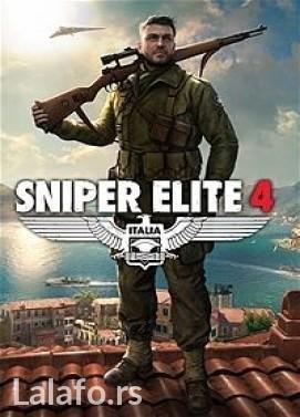 Sniper elite 4 - Boljevac