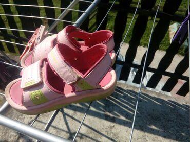 Za decu | Bajina Basta: Sandalice za devojcicu 23-24 pise velicina,RIDER,gaziste 16. U