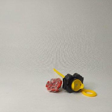 Beyblade super top (сложный спиннер)