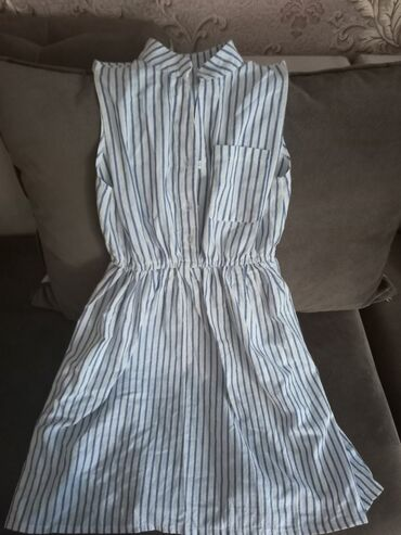 Детский мир - Чон-Таш: Материал хыбы Очень удобное летняя платья. Размер S,M