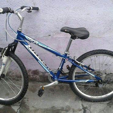 Алюминиевый подростковый велосипед в Кок-Ой