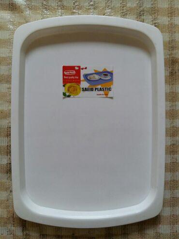 Məcməyilər - Azərbaycan: Plastik podnos . Tezedir. 52 x 38.  Whtsp var