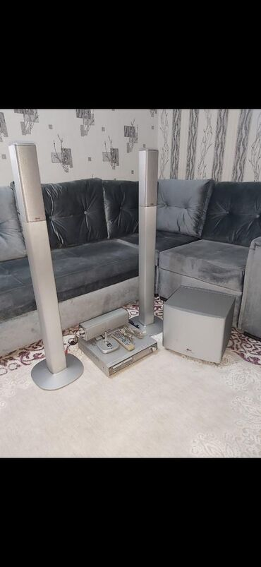 audi a3 18 at - Azərbaycan: LG kinoteatr.4 ədəd kalonkası var.Demək olar ki, heç istifadə