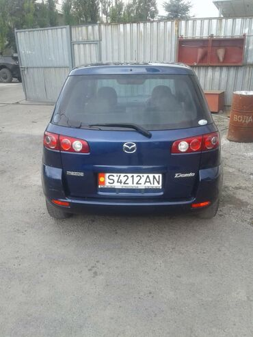 Mazda Demio 1.5 л. 2004 | 220 км