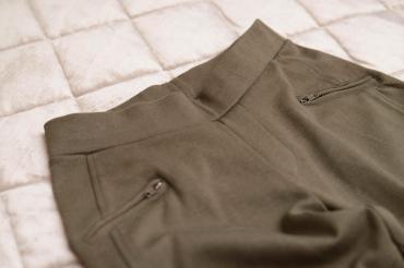Zimske helanke pantalonemoderna zelena boja esirina - Srbija: Pamucne helanke, malo puniji pamukboja maslinasto zelena, novovel