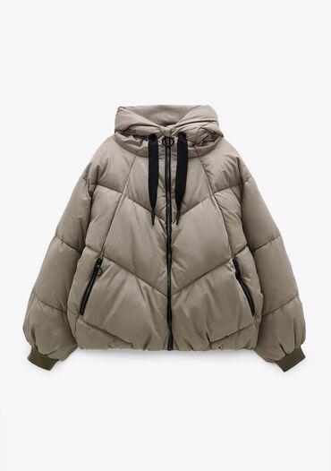 Куртка новая Zara. Размер М. Померить можно Калык Акиева/Московская