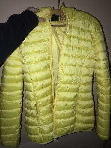 Markirana kozna jakna - Srbija: Takko fashion jednom obucena jakna. M