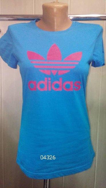 nabor adidas в Кыргызстан: Футболки Adidas оригинал женские