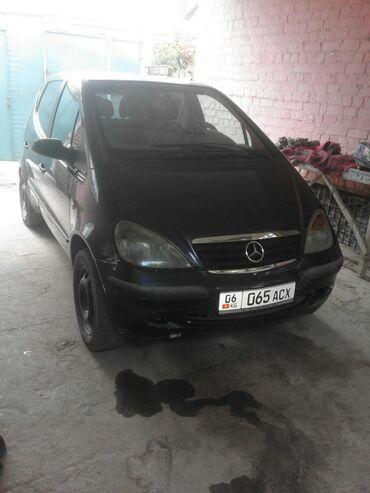 Mercedes-Benz A 140 1.4 л. 2002