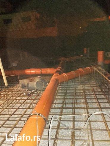 Vodoinstalater svi radovi vodovodnih i kanalizacije - Beograd - slika 4