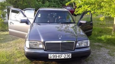 brilliance m2 1 8 at - Azərbaycan: Mercedes-Benz C 180 1.8 l. 1996 | 240000 km