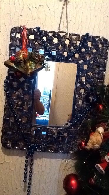 Rucno radjen okvir za ogledalo