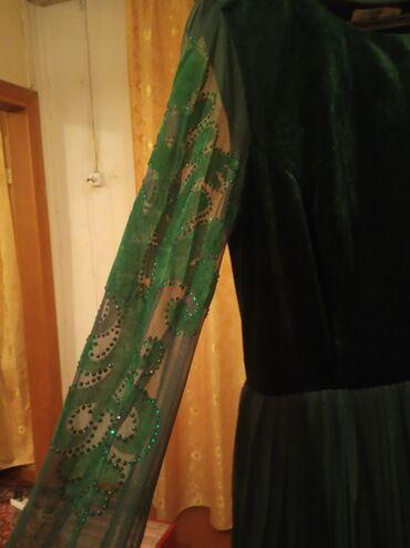 зелёное вечернее платье в Кыргызстан: Новое турецкое вечернее платье, отличного качества