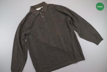 Чоловічий светр-поло Knightsbridge, р. L   Довжина: 76 см Ширина плече