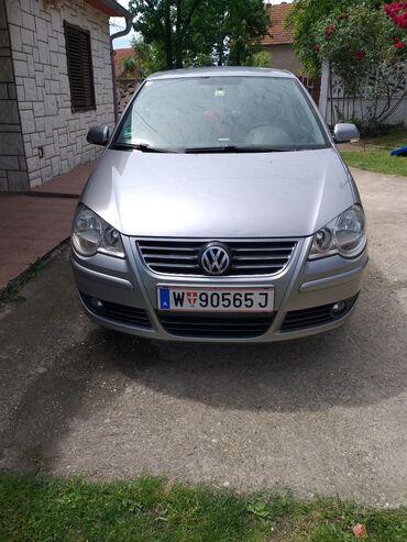 Volkswagen | Srbija: Volkswagen CrossPolo 1.9 l. 2006 | 27000 km