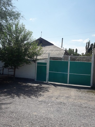 dom-v-arendu-posutochno в Кыргызстан: Sroçno dom kirpiçnui uteplenui 42 000$ dva senovala + banya postroiki