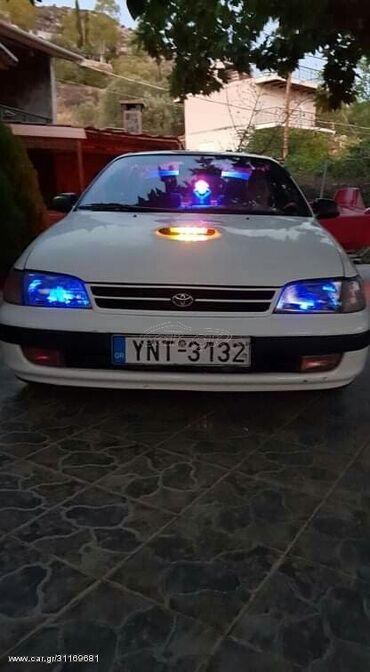 Toyota Carina 1.6 l. 1996 | 126000 km