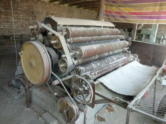 Шерстечесальная машина в Токтогул
