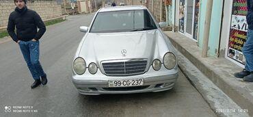brilliance m2 1 8 at - Azərbaycan: Mercedes-Benz E 200 2 l. 2002 | 264000 km