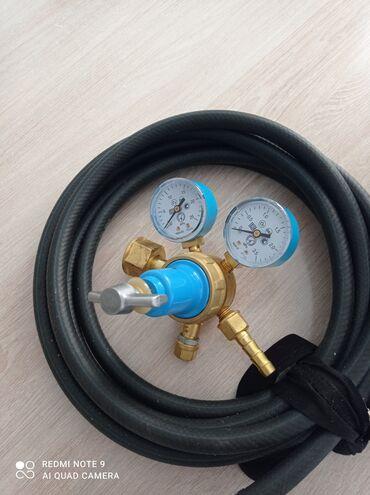 Тонометры - Кыргызстан: Продам Манометр для кислородного балона дёшево и быстро производство