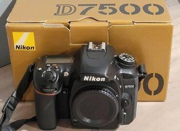 Elektronika - Srbija: Nikon D7500