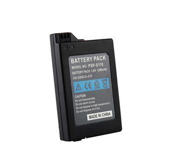 PSP (Sony PlayStation Portable) - Azərbaycan: Original Psp Portable Batareyası PSP2000-PSP3000 Modelləri Üçün.2020
