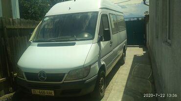 сидения мерседес в Кыргызстан: Mercedes-Benz Sprinter 2.2 л. 2003 | 300000 км