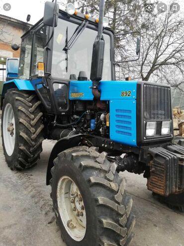 belarus 892 - Azərbaycan: Belarus 892 traktoru satıram.teknika kotanla birgə satılır.şəxsi