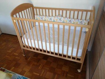 Kreveti | Srbija: Prodajem Bambino krevetac za bebe u odličnom stanju, bez ostecenja