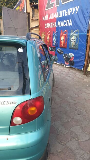 Daewoo Matiz 1 л. 2003 | 123000 км
