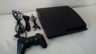 Sony PlayStation 3 (softmod-čita kopije) 160 GB - Paracin