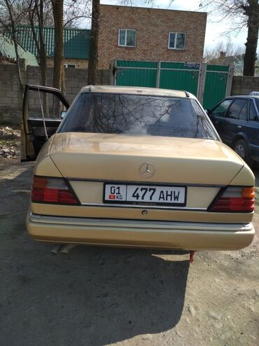 Mercedes-Benz 230 2.3 л. 1988 | 47550 км