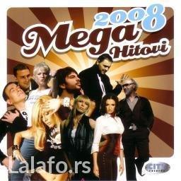 Mega hitovi 2008 - Beograd