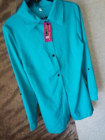 Новая рубашка-платье размер 44-46 в Бишкек