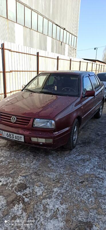 volkswagen beetle a5 в Кыргызстан: Volkswagen Vento 1.8 л. 1996 | 86800 км
