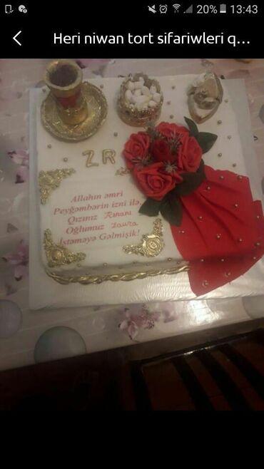 niwan donlari - Azərbaycan: Heru niwan tort sifariwleri qebul olunur