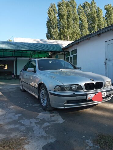 BMW 5 series 2.5 л. 2000 | 11111 км