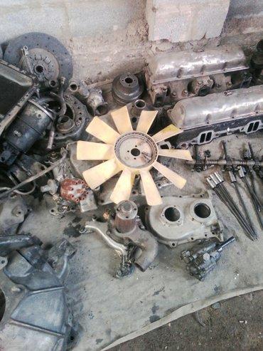 запчасти на зил130 двигатель навесные в Кара-Балта