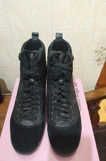 - Azərbaycan: Ботинки Carlo Pazolini. В идеальном состоянии. Одеты пару раз. Размер