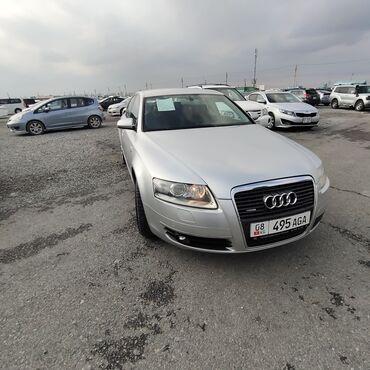 черно белое платье в пол в Кыргызстан: Audi A6 3.2 л. 2007 | 234000 км