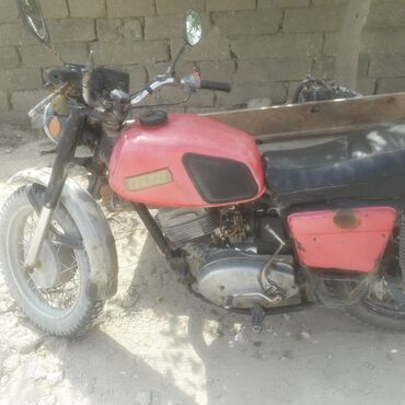 Digər motosiklet və mopedlər - Azərbaycan: İşlek veziyetdedir
